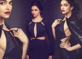 Deepika Padukone Hot Filmfare Photoshoot
