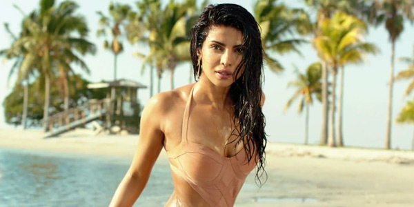 Priyanka Chopra Latest Hot Bikini Swimsuit