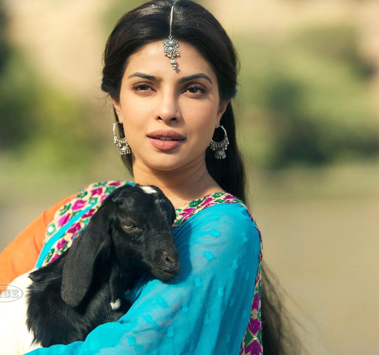 Priyanka chopra with teri meri khani movie