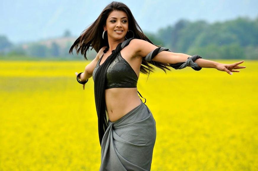 Kajal Agarwal saree Images