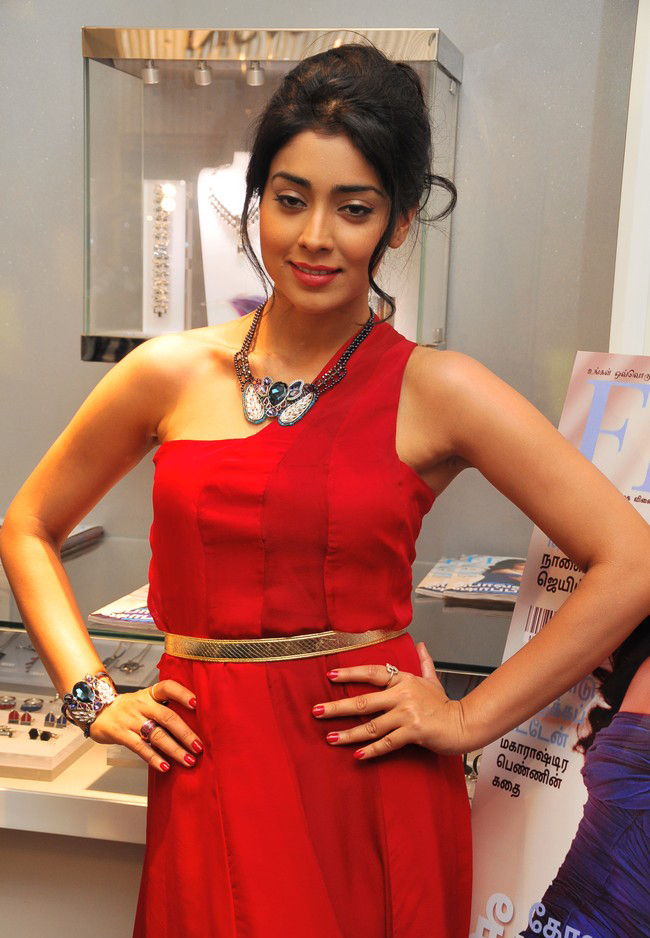 Shriya Saran at Wings of fantasy