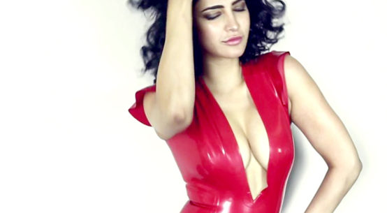 Shruti Hassan Hot Photoshoot For GQ Magazine