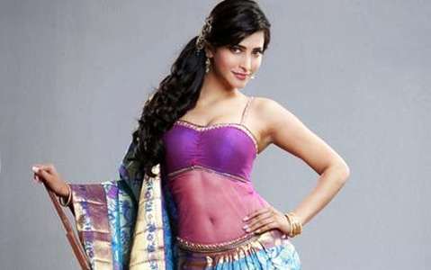 Shruti Hassan hot, bikini hot photos, bra size, sexy boobs hot images, wallpaper pics, Shruti Hassan saree & bikini photoshoot