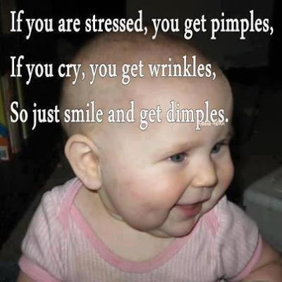 Smile Funny Quote