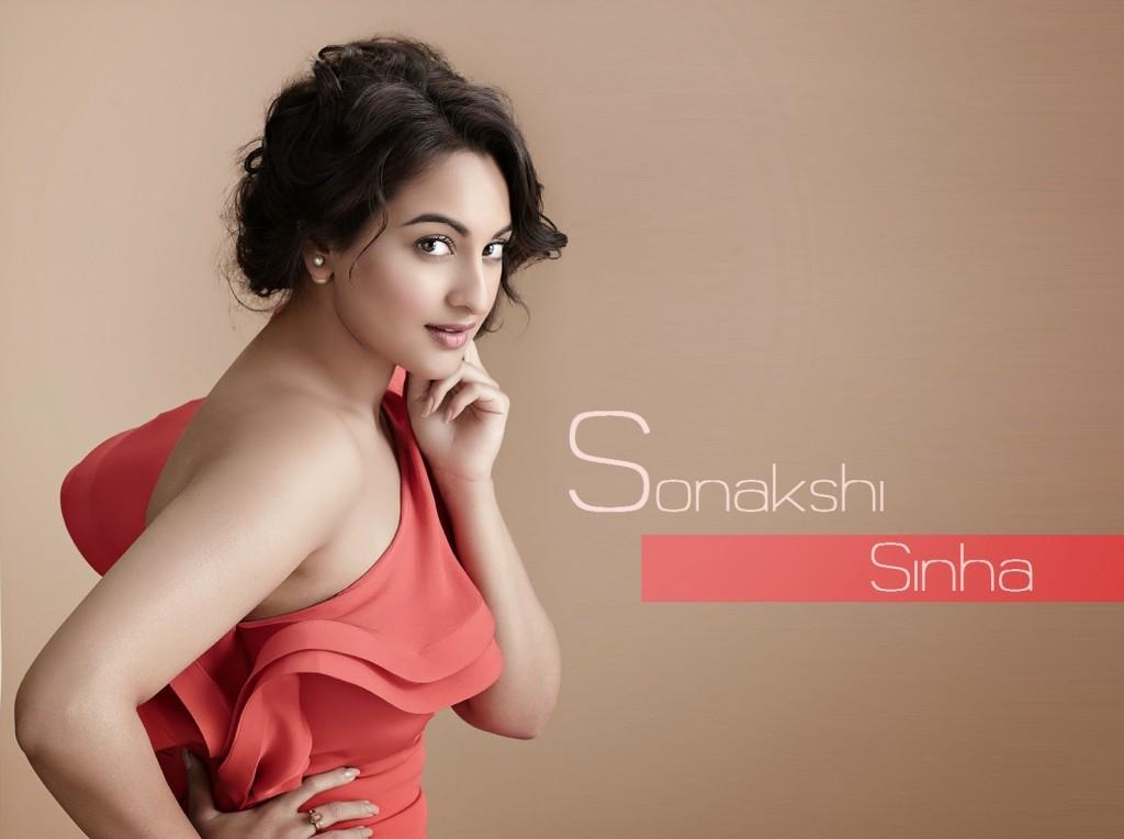 Sonakshi Sinha Hot HD Wallpapers