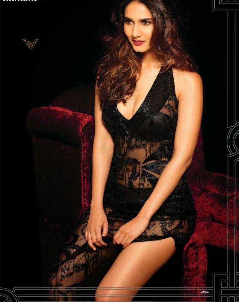 Vaani Kapoor Maxim PhotoShoot in 2014