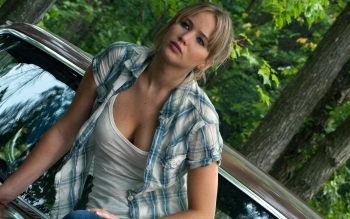 Gorgeous Jennifer Lawrence photo stills