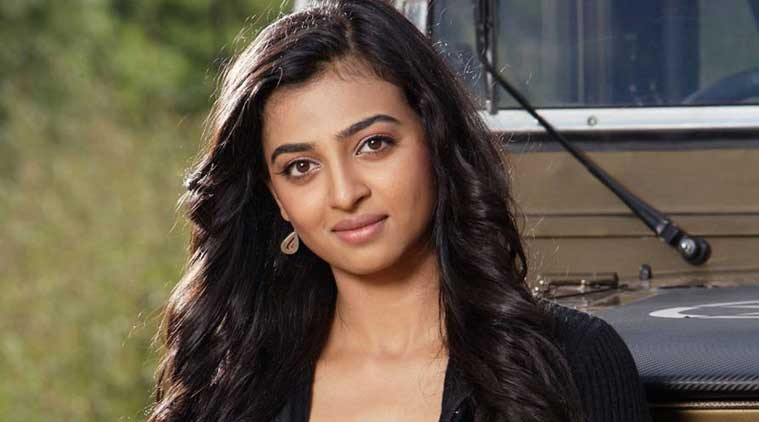 Badlapur actress Radhika Apte Cute Pics