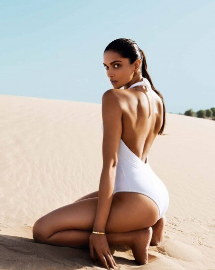 deepika padukone in a bikini