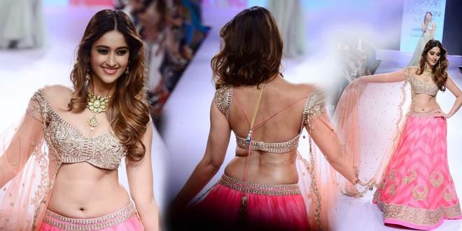 Ileana D'Cruz Hot Avtar at Lakme fashion week