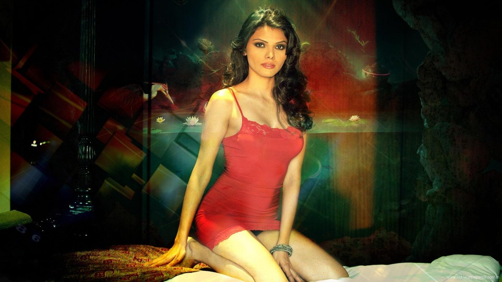 Hot Pics of Sherlyn Chopra