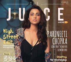 Parineeti Chopra Hot PhotoShoot For JUICE Magazine September 2015