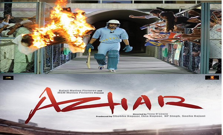 Azhar A Biopic Movie