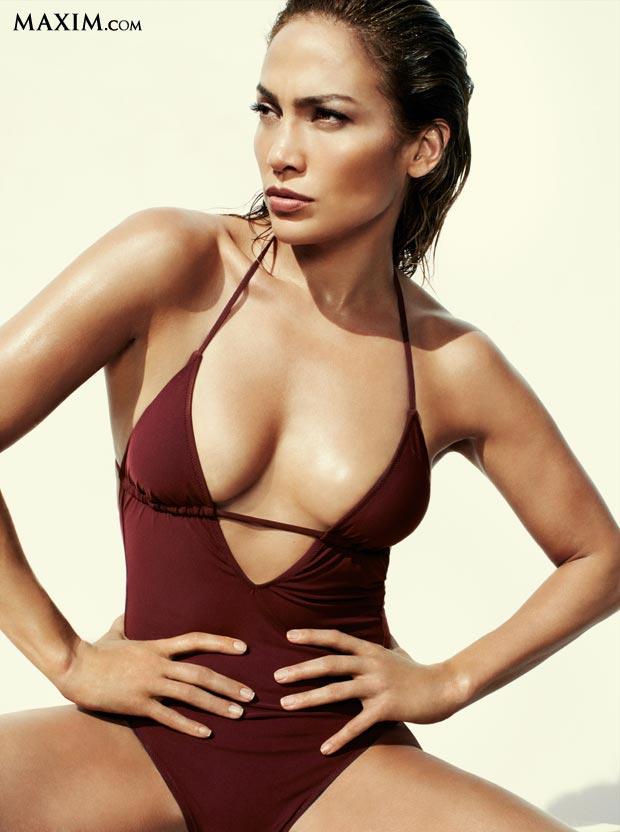 Jennifer Lopez Bikini Photos