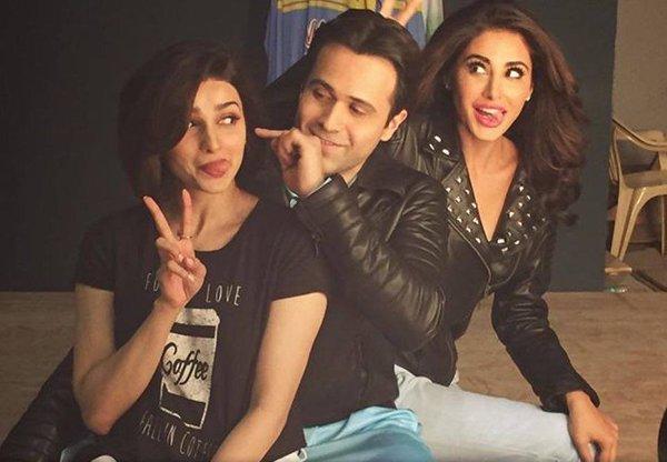 Latest Pics from movie Azhar