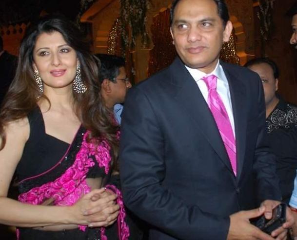 Sangeeta Bijlani and Azhar Photo Stills