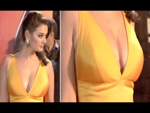 Evelyn Sharma Hot Busty Cleavage at Award Function