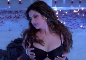 Hate Story hot pics of Zarine Khan