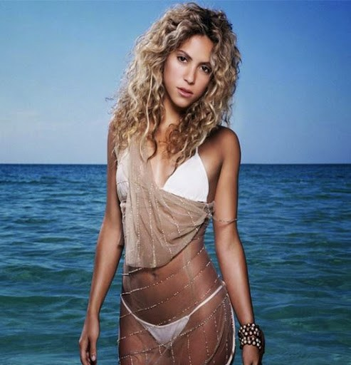 Shakira Bikini images