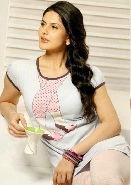 Zarine Khan cool pics