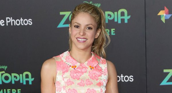 shakira is launching an app