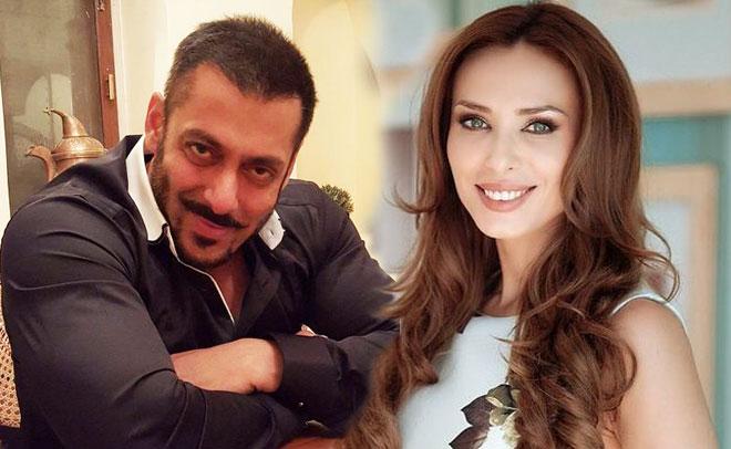 Salman Khan & Iulia Vantur Images