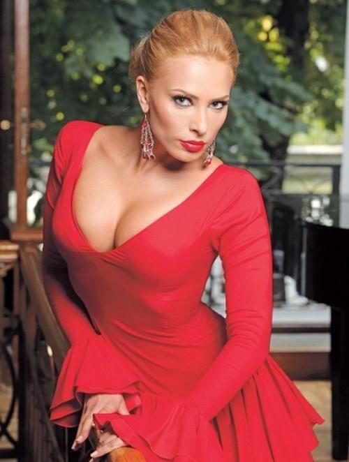 Salman's Alleged Sexy Lulia Vantur