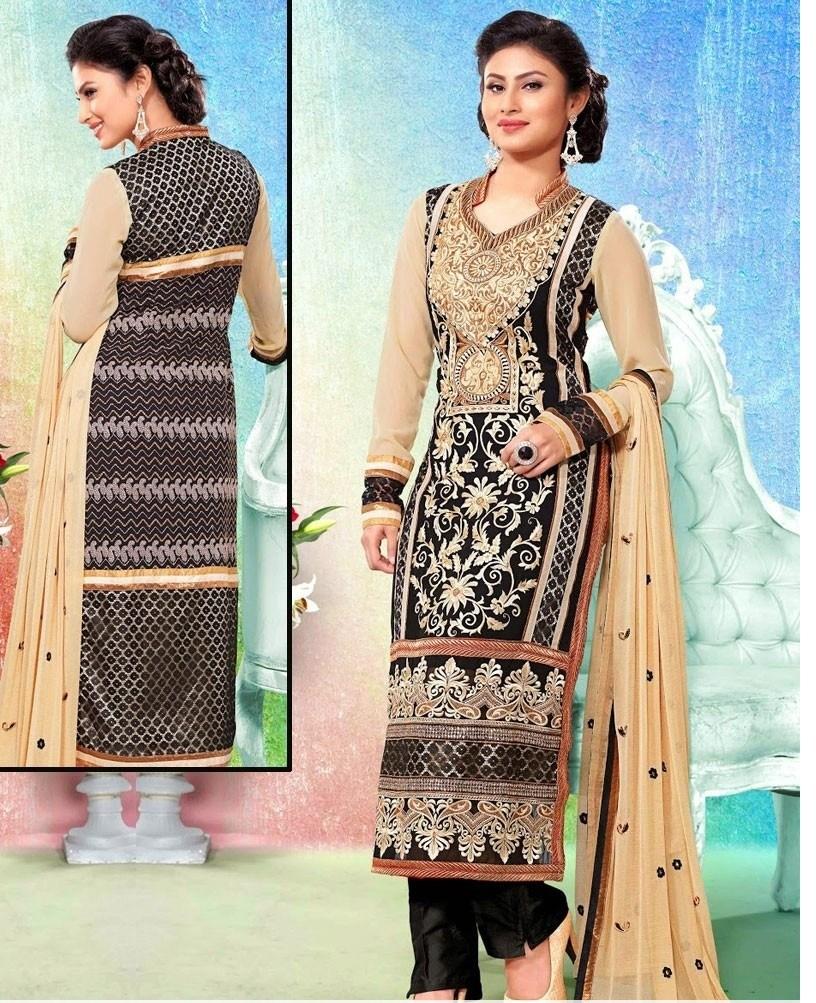 mouni-roy-saree-salwar-suit