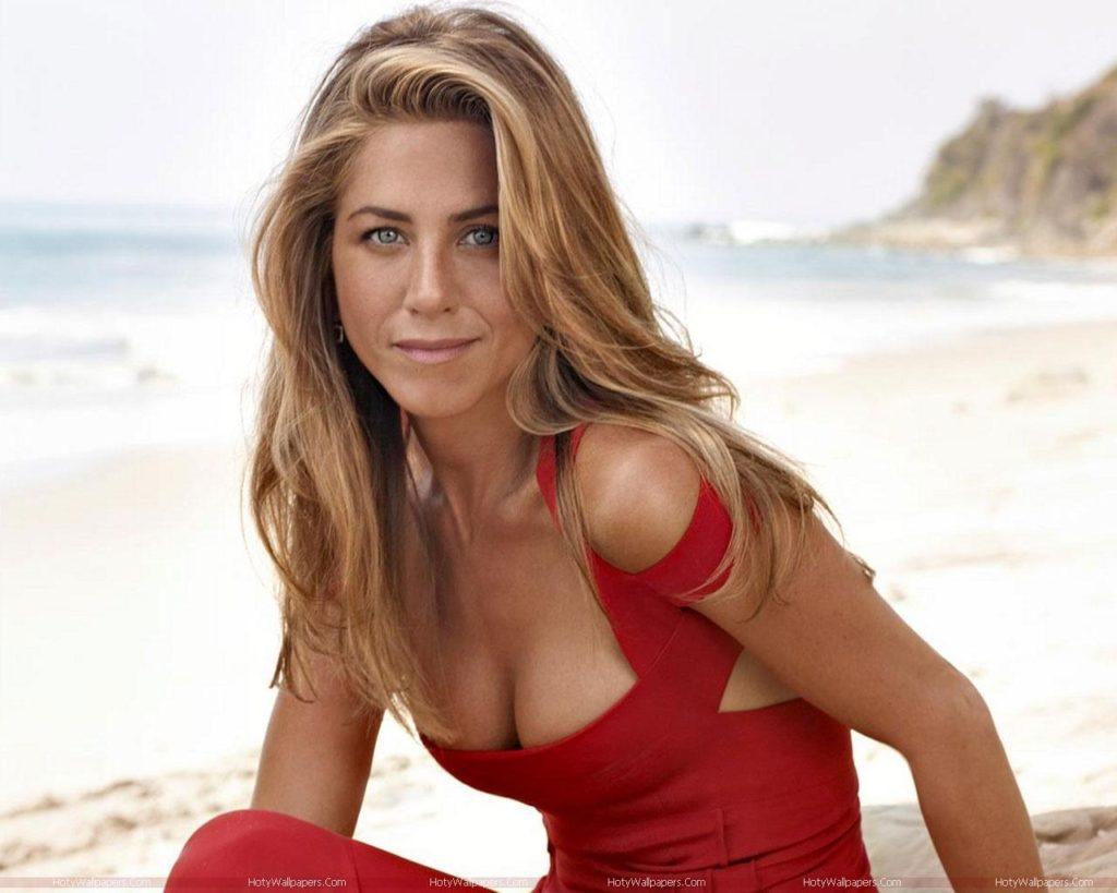 Jennifer Aniston Bathing Suit