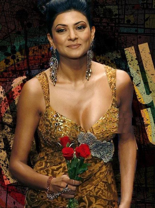 Susmita Sen huge boobs