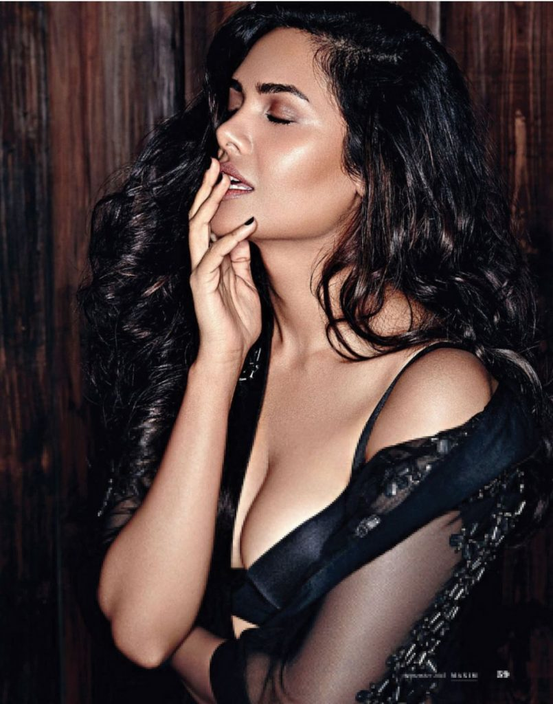 Esha Gupta Hot Photo Shoot for Maxim magazine 2015 HD Photos