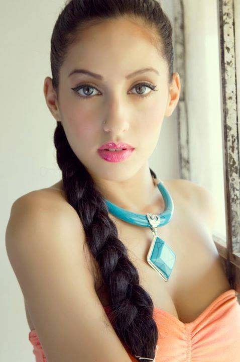 Nora Fatehi Bikini Pictures
