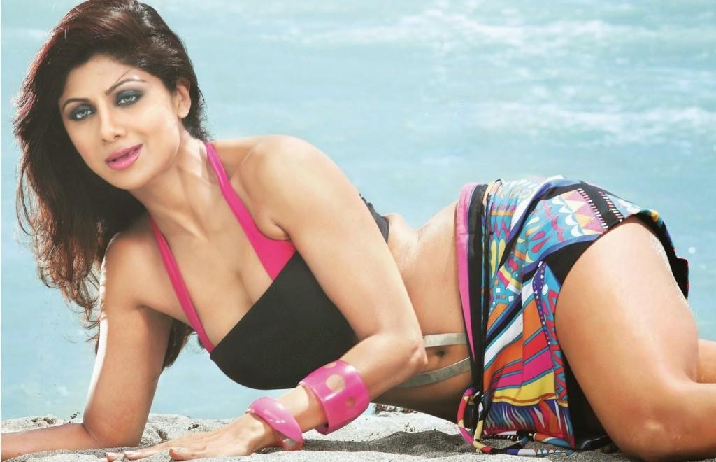Bikini Images Of Shilpa Shetty