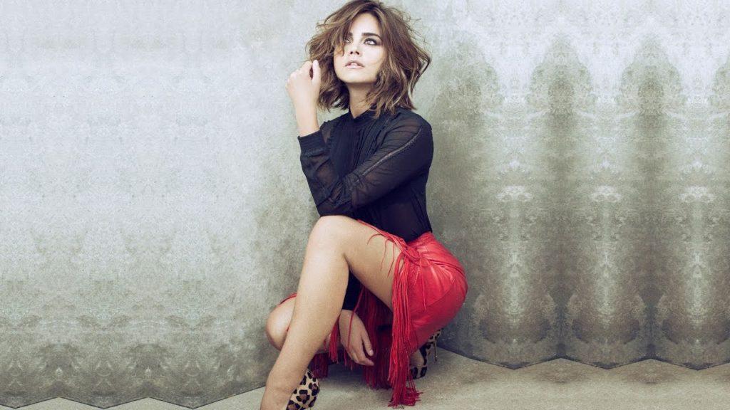 Jenna Coleman Photoshoot