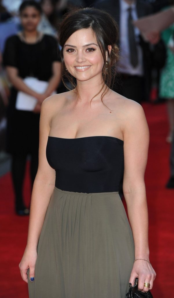Jenna Coleman Boobs