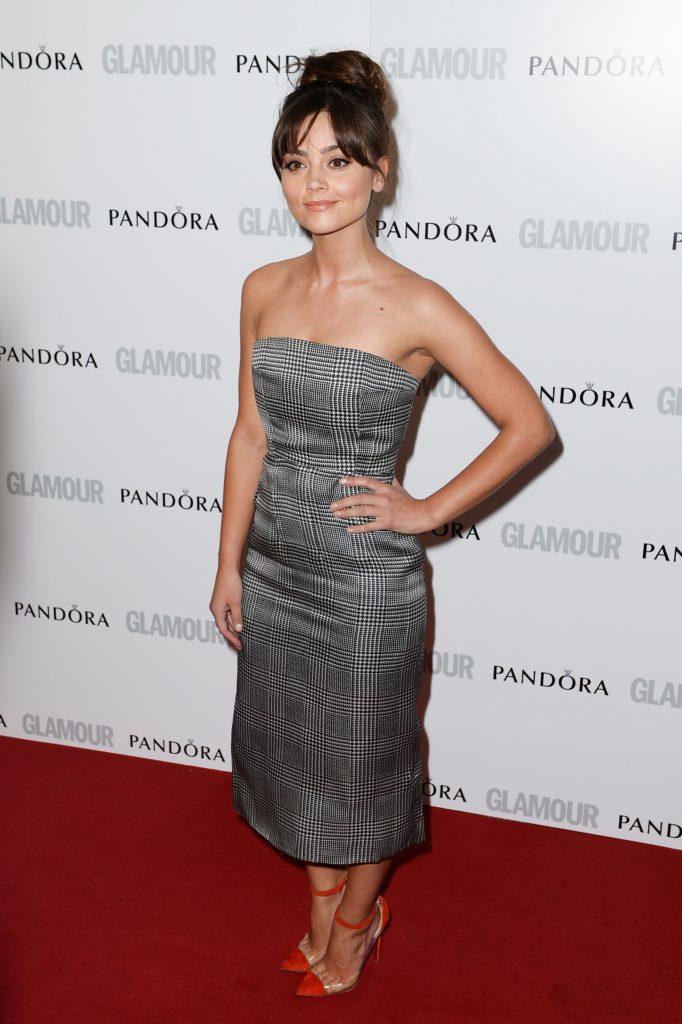 Jenna Coleman Cleavage
