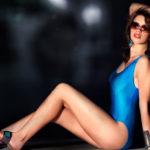 Kalki Koechlin Hottest Bikini Images, Bra, Cleavage & Hot Photos