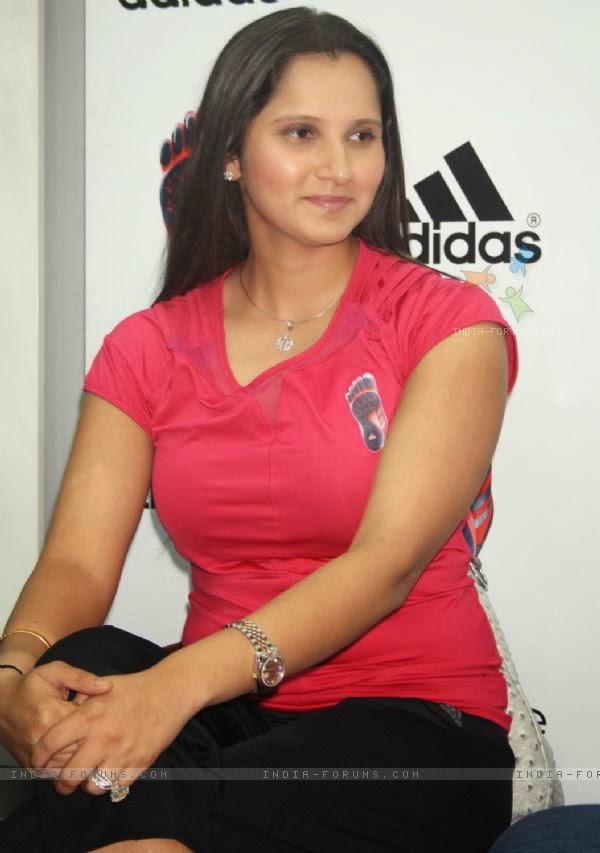 hot pics of Sania Mirza