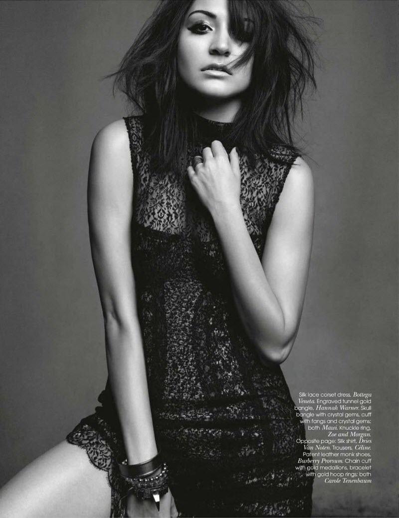 Anushka Sharma's Latest Photoshoot for Fashion Magazine