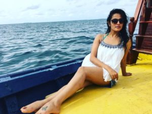 Anita Hassanandani hot images