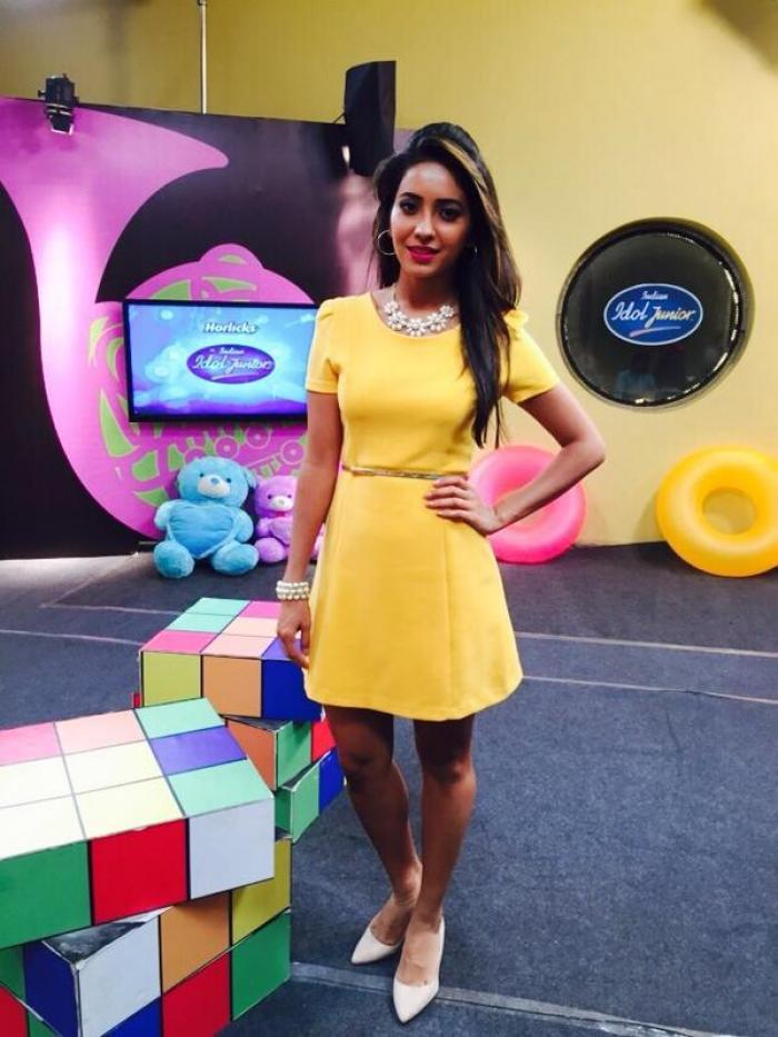 9. Asha Negi is another single celebrity in the showbiz ...