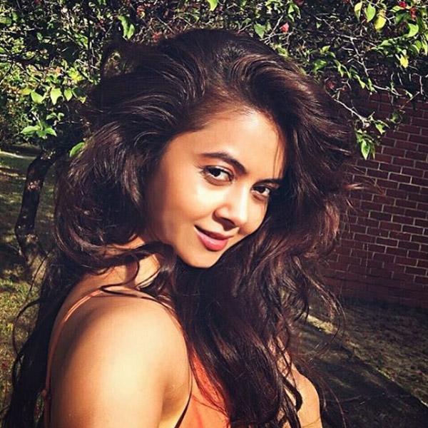 Devoleena Bhattacharjee Cute pics