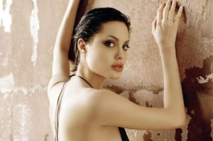 Angelina Jolie sexy photo