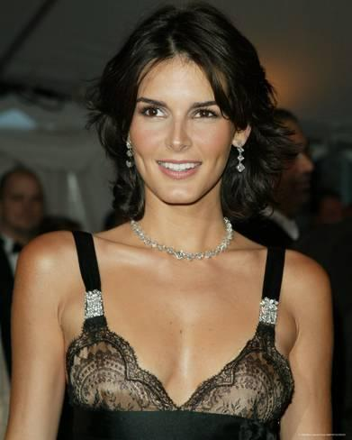 Angie Harmon Breasts