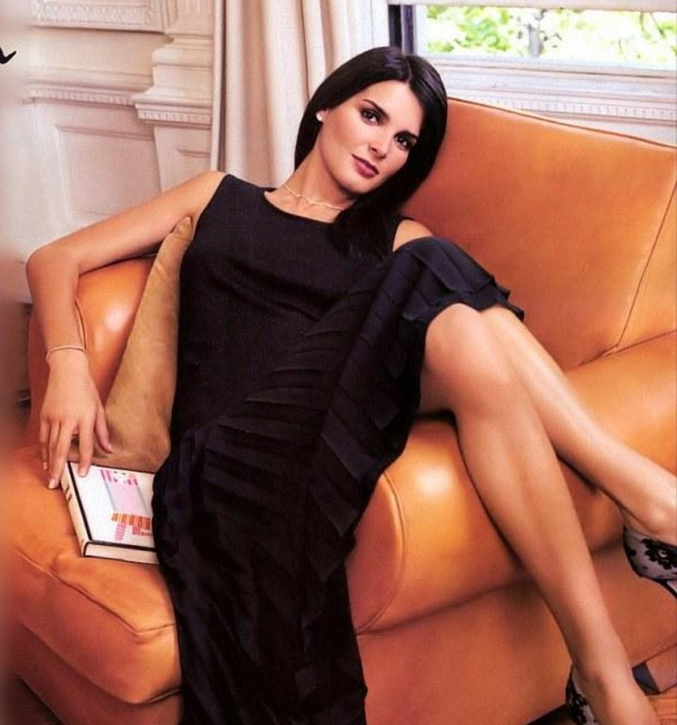 Angie Harmon hot pic hd