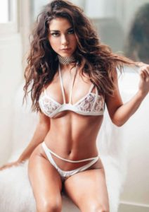 Arianny Celeste Hot Photoshoot