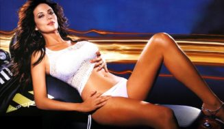 Catherine Bell Sizzling Hot Bikini Photoshoot, Latest Photos & Pics