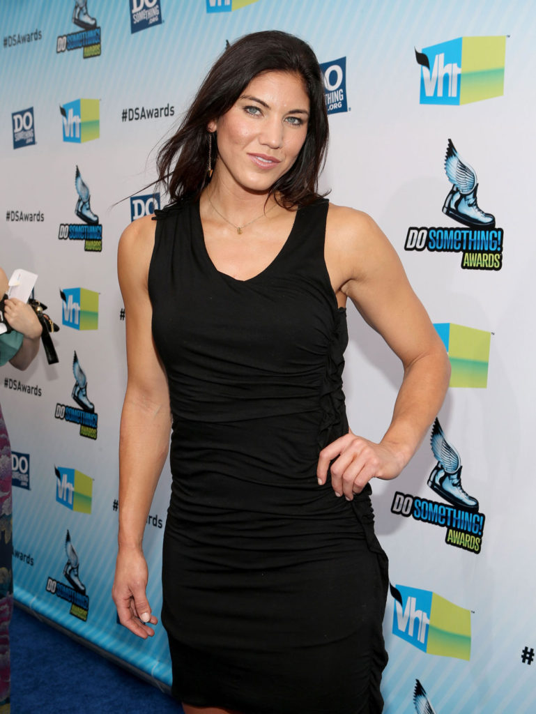 hope solo fappening