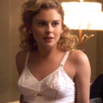 Rose McIver Hot Spicy Bikini Photos & Sexy Lingerie, Swimsuit Cleavage Pictures