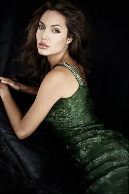Angelina Jolie Hot Photos  Sizzling Bikini Images -7024